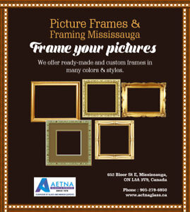 Picture Frames Mississauga | Picture Framing Mississauga