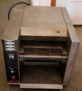 APW conveyor Toaster