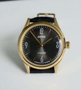 Vostok Classic Dress Gold Watch