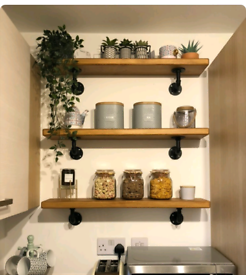 Shelves made to order