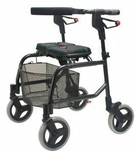 Used Rollator Walker with seat and basket *EXCELLENT CONDITION*