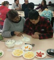 Cooking Mentor Volunteer
