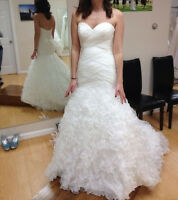 NEVER WORN....NEW Allure Exclusive Bridal