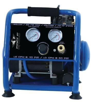 Wood Industries Ea-2000 Compressor.75hp 125psi Hotdog