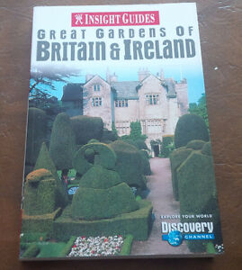 Great Gardens of Britain & Ireland, Insight Guides, Kitchener / Waterloo Kitchener Area image 1