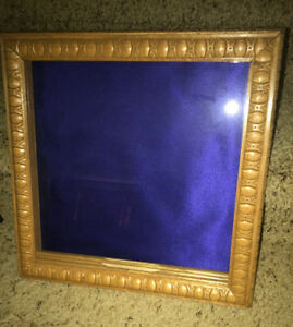 Custom made Oak Frame