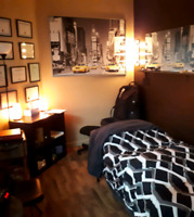 Registered Massage Therapy/ Manual Therapy - Downtown