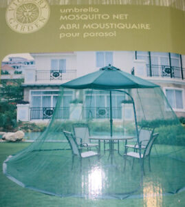 Brand NEW outdoor patio table mosquito net