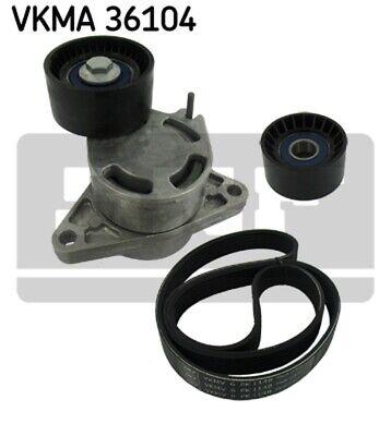 SKF Keilrippenriemensatz VKMA 36104 für OPEL X83 X70 VIVARO MOVANO Kipper Combi