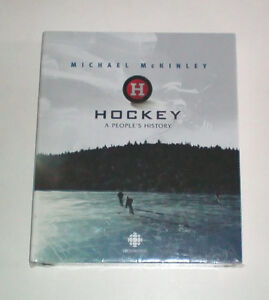 Hockey A People's History New Hardcover Book