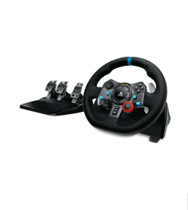 PS4/PS3/PC Logitech G29 steering wheel and pedals