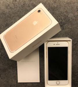 Iphone 7 (32gb) Gold
