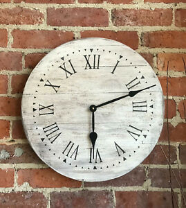 Fixer Upper style Farmhouse clock
