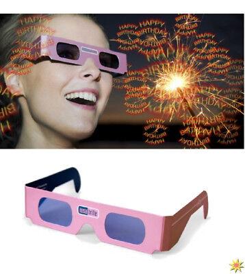 lle Happy Birthday Geschenk Geburstag Überrasching Brille (Happy Birthday Brille)