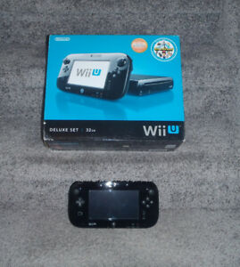 Wii U 32 gb deluxe edition