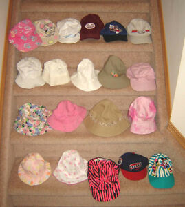Toddler and Kids Summer and Winter Hats