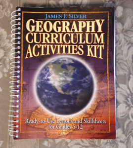 Geography Curriculum Activities Kit