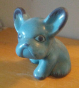- Do you have one of these pottery doggies?