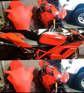 2008 DUCATI 1098S - VERY low KM - MINT condition