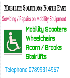 Mobility Scooter Repairs / Service