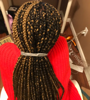 Do you want to get your hair braided?