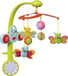 Taf toys butterfly mobile