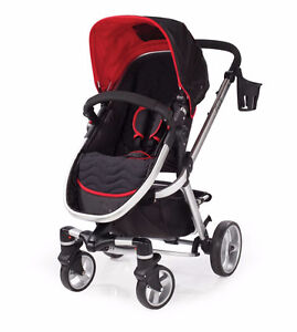 Compact Luxury Stroller