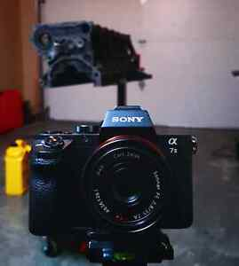 Sony a7ii possible trades?