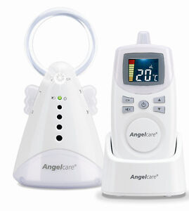 Angelcare AC420 Baby Sound Monitor (White)