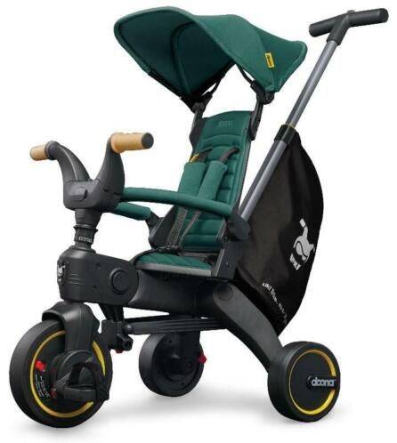 Doona Liki Trike S5 Deluxe Racing Green Opvouwbare Driewi...