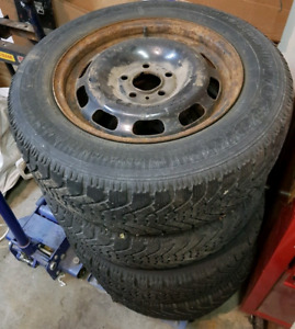 "15"" Volvo/Ford winter rims"