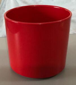 Red Planter - Ceramic