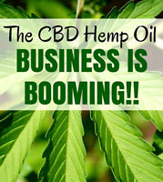 START EARNING $$$ TODAY!! START YOUR OWN CBD BUSINESS