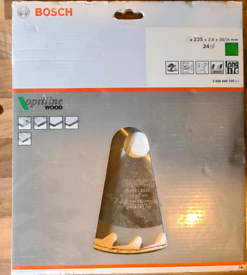 Bosch optiline 235 saw blade *new*