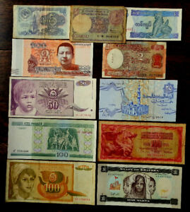 Looking to buy foreign banknotes