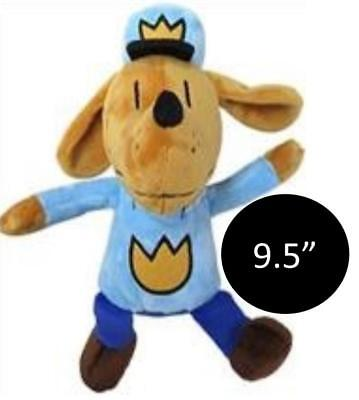 """Merry Makers DOG MAN 9.5"""" PLUSH Toy Doll"""