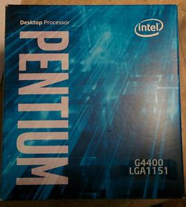 Intel G4400 Pentium Skylake, 1151 CPU