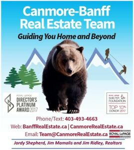 Canmore Real Estate Team ~ Guiding You Home and Beyond ~