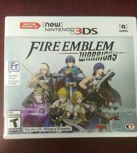 Fire Emblem Warriors for New Nintendo 3DS (brand new)