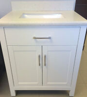 Stonewood Bath Cabinetry Bathroom Vanity DEAL OF THE DAY!!