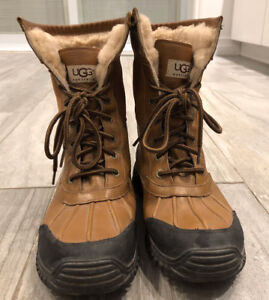 Ugg Adirondack 2 Boot - Size 9 - Women's Tan