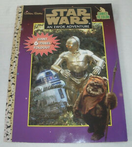 5 Star Wars Books - 3 Storybooks & 1 Pop Up Book & Coloring Book