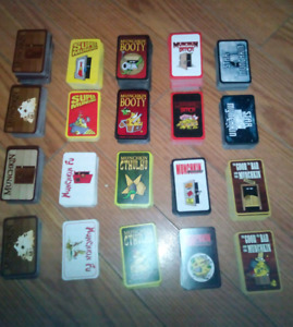 Munchkin Cards Includes many expansions and sets.
