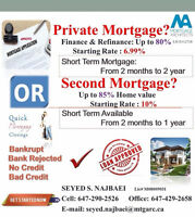 Financing and Mortgage Services