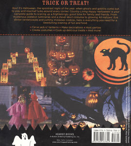 Country Living Happy Halloween! by The Editors of Country Living Peterborough Peterborough Area image 2