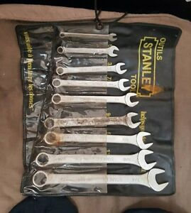 Stanley Wrenches