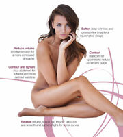 FAT AND CELLULITE REDUCTION AT TRIGENICS TREATMENT CENTRE