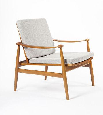 Ein Stuhl von Finn Juhl