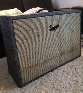 1962 Supro 1688TN guitar tube amp **Not a Reissue**