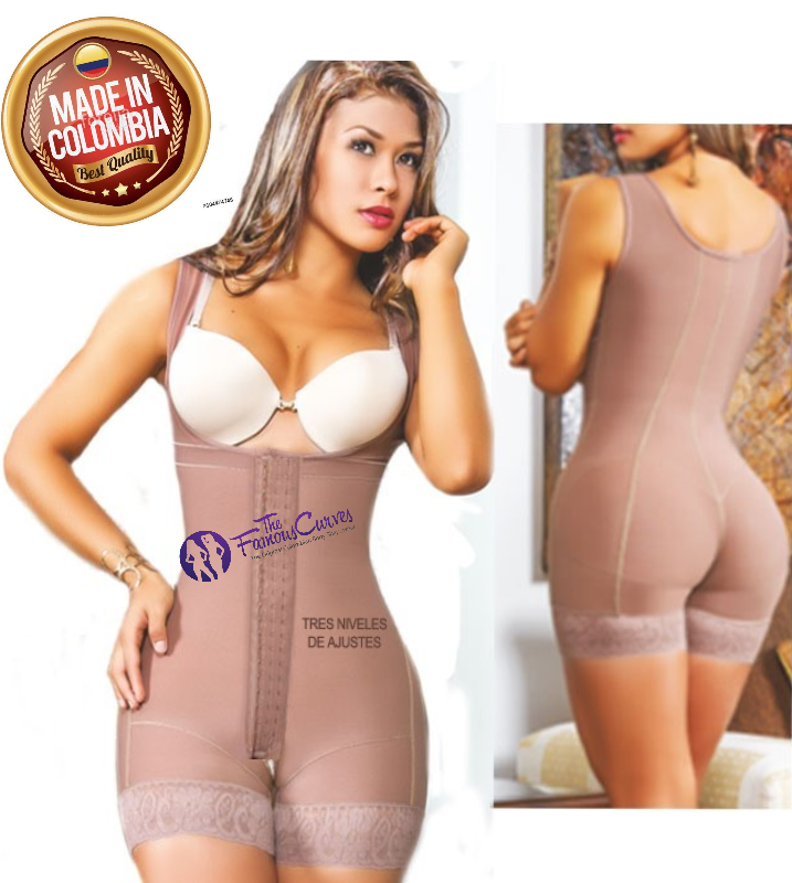 New 3 Hooks Post Surgery Ann Body&Fajate Chery Levanta Cola Fajas Colombianas AS